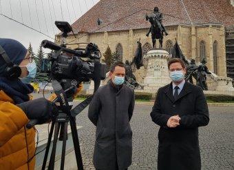 Gulyás Gergely: jó lenne az erdélyi magyarságnak az RMDSZ kormányzati szerepvállalása