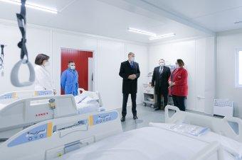 Iohannis: a helyi vesztegzárral ellenőrzés alatt tartható a járvány