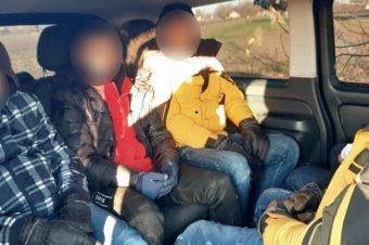 Kiterjedt akció keretében fogták el a szíreket szállító román embercsempészt Magyarországon