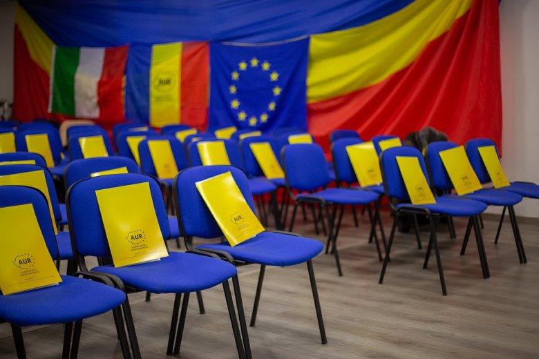 """""""Arany emberek"""" – Egy nap alatt 15 000-ren iratkoztak be a Románok Egyesüléséért Szövetségbe"""