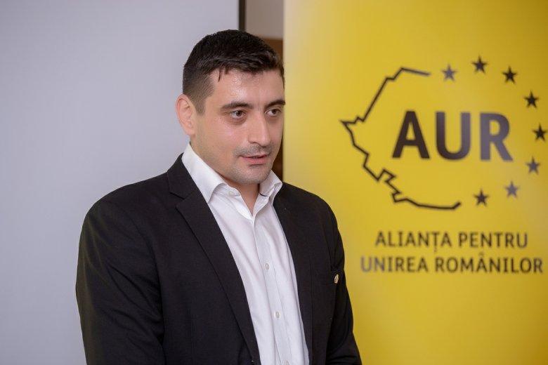 Kitiltották a Moldovai Köztársaságból George Simiont, az AUR társelnökét