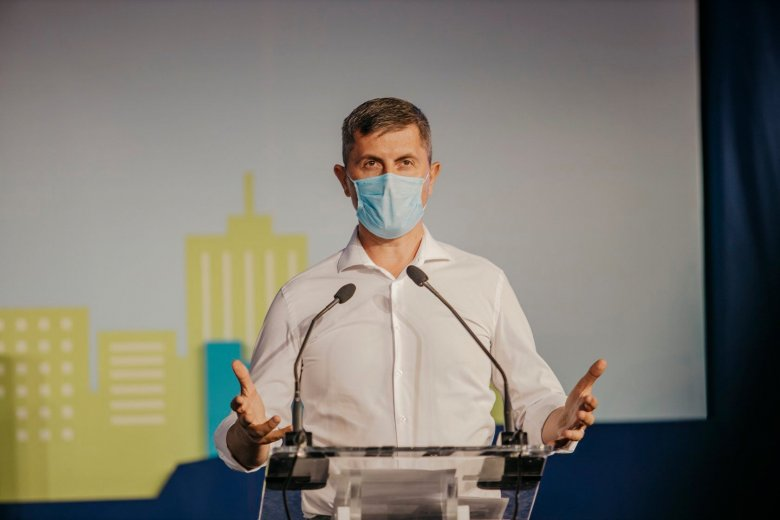Dan Barna hárít: Cîţu nagyszabású politikai válságot idézett elő, pedig ez a krízis tökéletesen elkerülhető lett volna