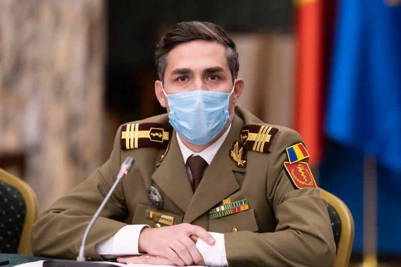 Gheorghiţă: a koronavírus indiai mutációja nem feltétlenül fertőzőbb a többi variánsnál