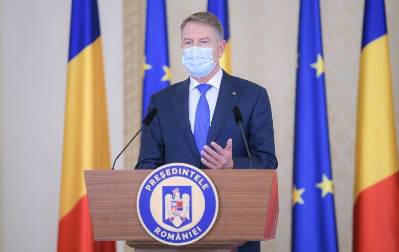 Iohannis: fontos, hogy a politikum tudatosítsa a gyűlöletbeszéd, a sovinizmus megszüntetésének fontosságát
