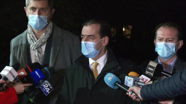 Hétfőn este szentesítik a koalíciós megállapodást a pártelnökök Bukarestben