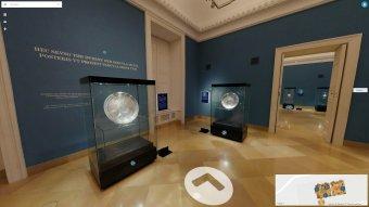 Virtuális 3D tárlat mutatja be a Seuso-kincset