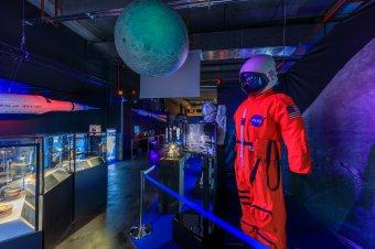 Bárkiből űrhajós válhat a marosvásárhelyi NASA-kiállításon