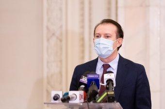 Cîțu a korlátozások elleni tiltakozásokról: megértem az embereket, hogy egy év alatt elfáradtak, valamennyien elfáradtunk