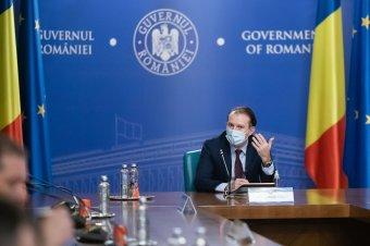 """Cîțu: a 2017-2019 közötti """"katasztrofális"""" gazdaságpolitika vezetett a jelenlegi túlzott deficithez"""