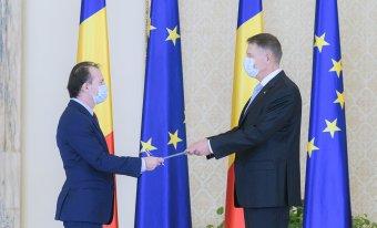 Cîţu szerint Iohannis nem marasztalta el amiatt, hogy nem tájékoztatta a 21 évvel ezelőtt Amerikában történtekről