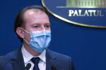 Florin Cîțu kormányfő veszi át ideiglenesen az egészségügyi tárca vezetését