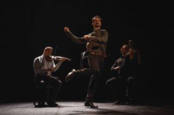 Behatárolhatatlan a néptánctanulás – Drimba Máté, a Nagyvárad Táncegyüttes tagja az év legényes táncosa díjról