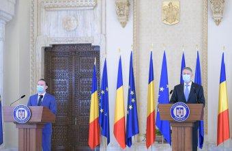 Kikristályosodtak a dolgok, Florin Cîțut bízta meg kormányalakítással Iohannis