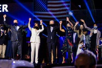 Joe Biden nyert az elektoroknál is, Putyin is gratulált a leendő amerikai elnöknek