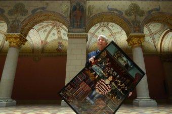 """""""Visszalopta Erdélyt Magyarországra"""" – A Szépművészeti Múzeumnak adományozta életművét Korniss Péter"""