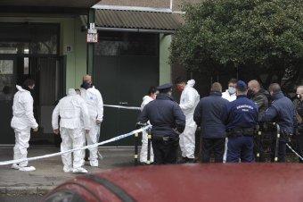 Lelőtte egy rendőrnő a járőrtársa életére törő férfit Budapesten