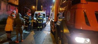 Tűz ütött ki egy nagybányai tömbházlakásban, egy ember életét vesztette