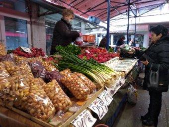 Decemberben is az élelmiszerek drágultak a leginkább, az éves inflációs ráta stagnált