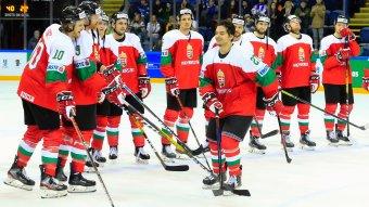 Egy lépésre az olimpiai kvalifikációtól a briteket verő magyar férfi jégkorong-válogatott