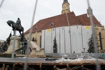 Felszínre kerültek a kolozsvári Szent Mihály-templom rejtett titkai