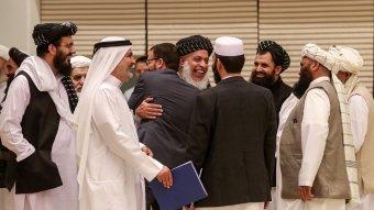 Történelmet írtak? Megkötötték az amerikai–tálib békemegállapodást