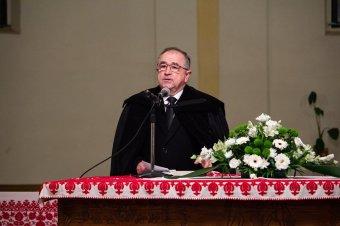 Bálint Benczédi Ferenc unitárius püspök: ki kell ezt bírnunk, mert élni akarunk Isten szépnek teremtett világában