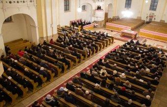 Bálint Benczédi Ferenc unitárius püspök a felelősség évévé nyilvánította az idei esztendőt