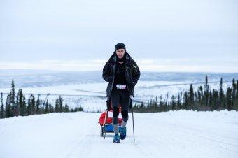 Mozgóképen megörökített extrém megmérettetés: a kolozsvári Vlad Crișan Pop 620 kilométert tesz meg az olykor -50 fokos hidegben