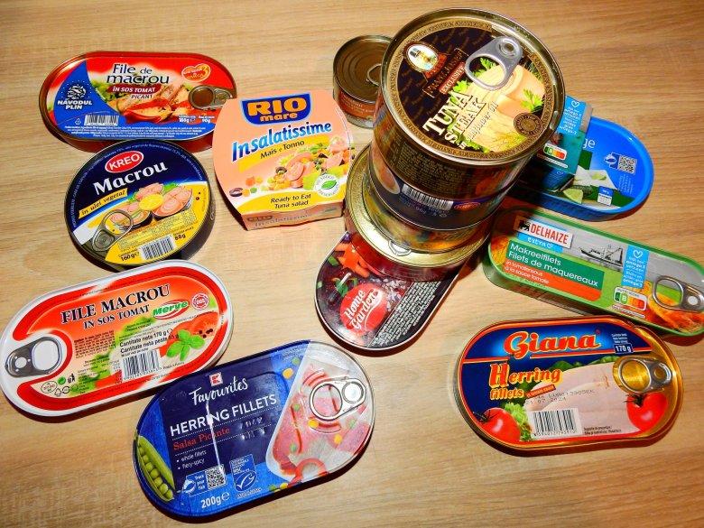 Tengeri és édesvízi halak konzervben: egy kis segítség az eligazodásban