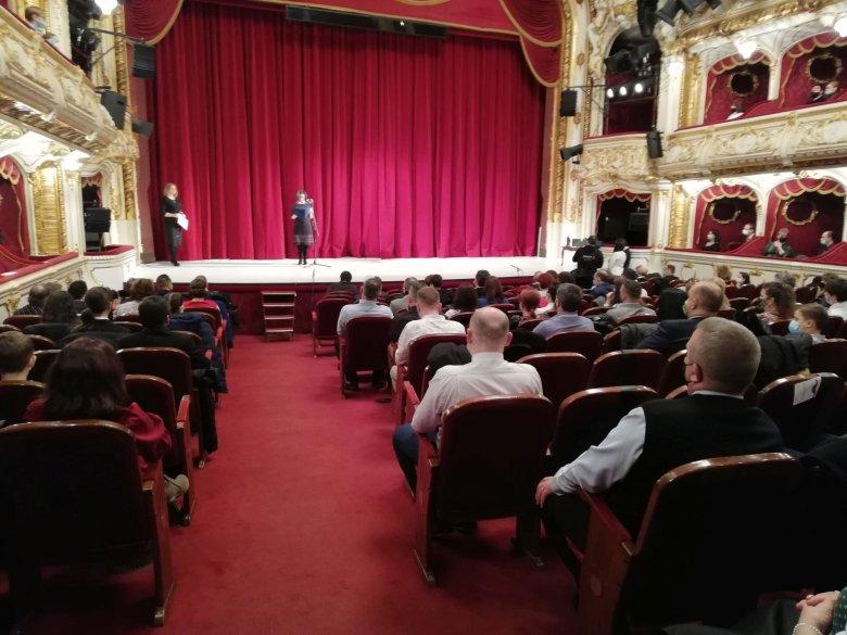 """""""Kötelességünk megóvni és továbbadni a bölcsőt"""" – A magyar kultúra napját ünnepelték Nagyváradon"""