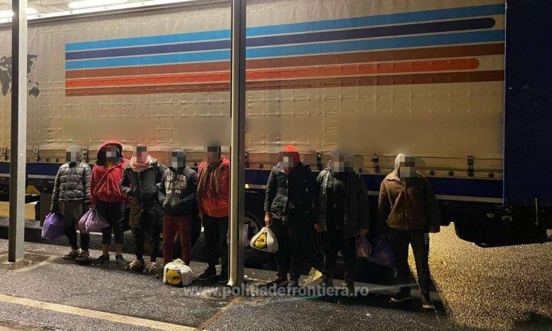 Harmincnyolc migránst tartóztattak fel a hatóságok a román-magyar határon