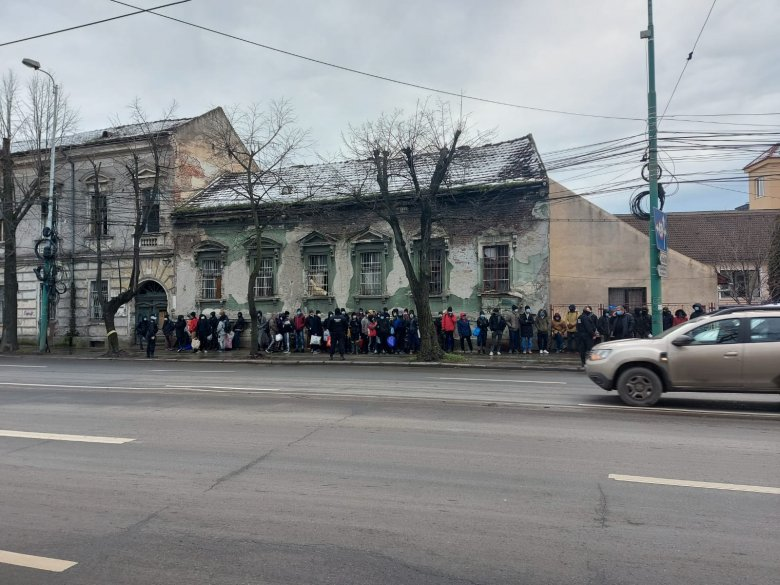 Rohamosan emelkedik a menedékkérők száma Romániában
