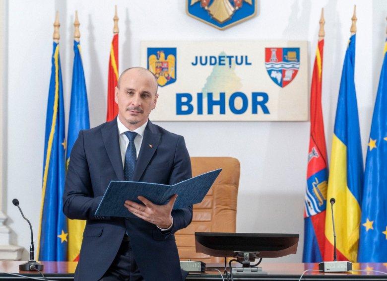 Ludovic Orban: az RMDSZ-nek öt prefektusa és 10 alprefektusa lesz, mindenkinek kellene Bihar megye