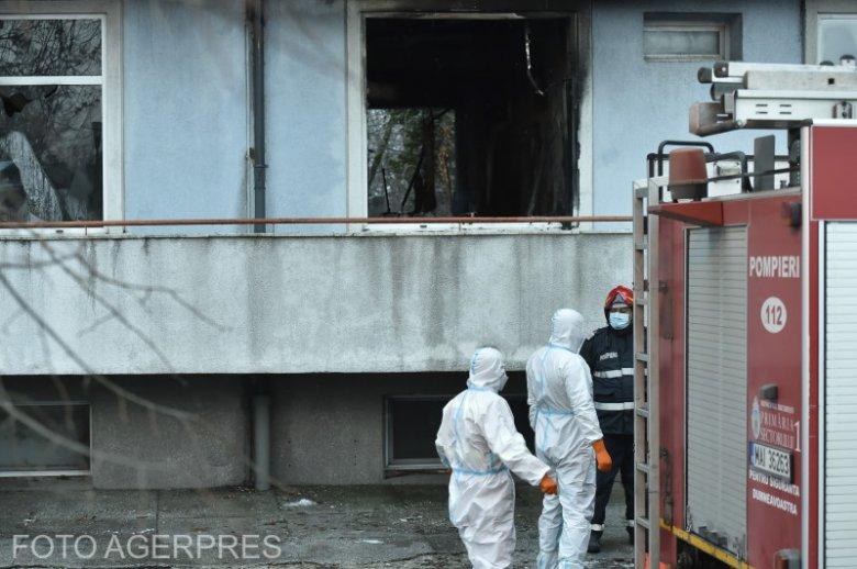 FRISSÍTVE – Hősugárzó okozhatta a bukaresti kórháztüzet a kiszivárgott információk szerint, újabb holttestre bukkantak