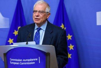 Az EU üdvözli a Trump-kormányzat idején kirótt amerikai szankciók visszavonását