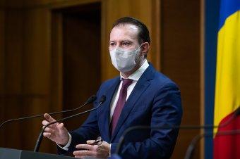 Új egészségügyi miniszter nevesítését várja az USR–PLUS-tól Florin Cîţu kormányfő