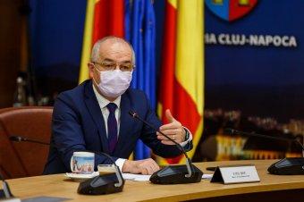 Emil Boc polgármester gratulált az ötven százalékos átoltottságot meghaladó kolozsváriaknak