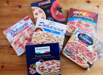 Többszörösen tartósított pizzák: a mélyfagyasztott tészták közül kevés az ízletes és egészséges termék
