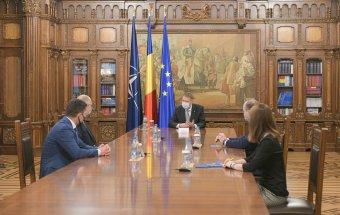 A román sportstratégiáról egyeztettek Iohannisszal az RMDSZ illetékesei