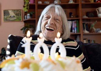 """""""Élek, jól élek, szeretek élni"""" – 100 éves Keleti Ágnes, a világ legidősebb élő olimpiai bajnoka"""