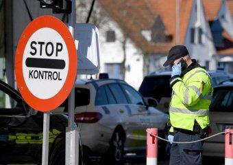 Újraindult a határellenőrzés a cseh-német határon, kilométeres sorok alakultak ki