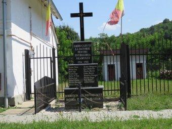 """""""Meghalt 29 szász is""""  – Diszkriminál a zágori első világháborús emlékmű"""