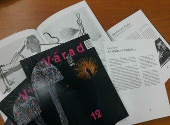 Újra önállóvá tennék a váradi kulturális folyóiratot, maradhatnak a szerkesztők
