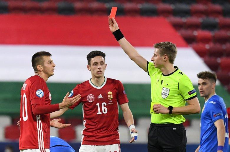 Kikapott a románoktól, és búcsúzott a tornától a magyar válogatott az U21-es labdarúgó Eb-n