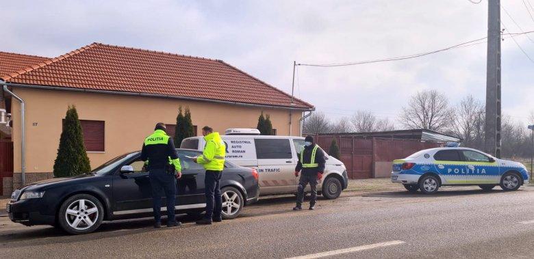 Több tízezer, műszakilag veszélyes gépjárművet kapcsoltak le tavaly a romániai utakon