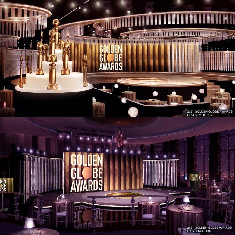 Tarolt A korona a Golden Globe-díjátadón, de díjazták A vezércselt, A nomádok földjét és a Borat utólagos mozifilmet is