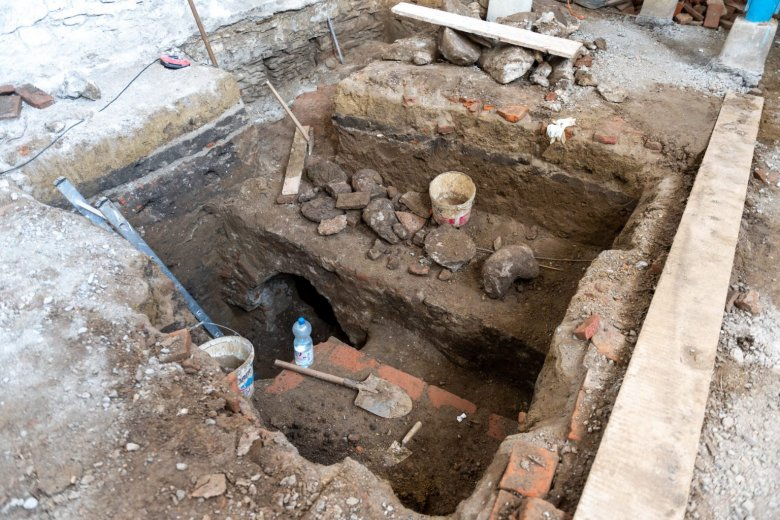 Bethlen Gábor konstantinápolyi követének a kriptájára bukkantak Gyulakután