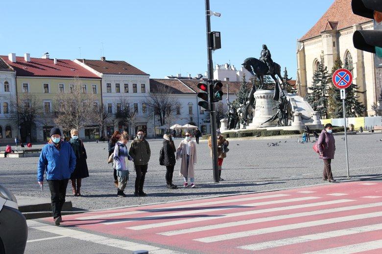 Nem csökken, sőt növekszik a fertőzöttségi ráta Kolozsváron