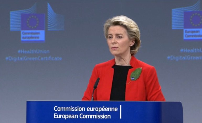 Minden uniós tagállamba ellátogat Ursula von der Leyen, hogy személyesen tájékozódjon a helyreállítási alap felhasználásáról
