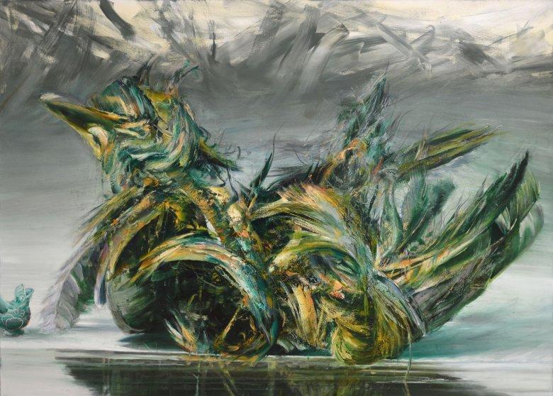 Amíg nem fáj, nem művészet– Beszélgetés Kuti Botond festőművésszel